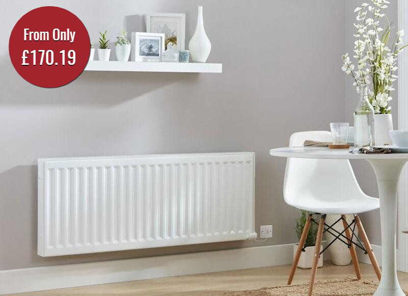 Wall Mounted Electric Radiators