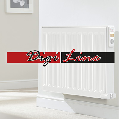 Digi-line Electric Radiators